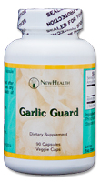 NH Garlic Guard - 90 Capsules, G003