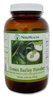 NH Healthy Green Barley Powder (4.94 oz), H008