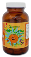 NH Kid's C- Plus Chewable - 120 Tablets/Bottle