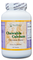 NH Chewable Calcium - 120 Tablets/Bottle