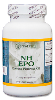 NH EPO (Evening Primrose Oil) - 90 Capsules