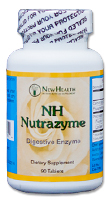 NH Nutrazyme - 90 Tablets, N007