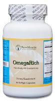 NH Omega Rich - 90 Capsules